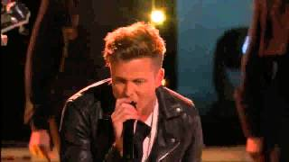 OneRepublic Love Runs Out Live at the Voice NBC WM Song 2014