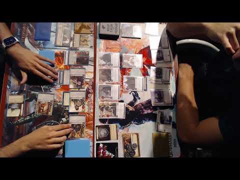 Barna Dohaeris 2019 - R2 - Gerard Carmona vs Noob (parte 2)