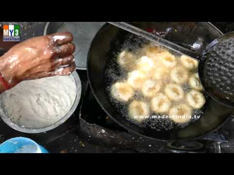 MEDU VADA | WADA | POPULAR BREAKFAST RECIPE IN INDIA | STREET FOODS