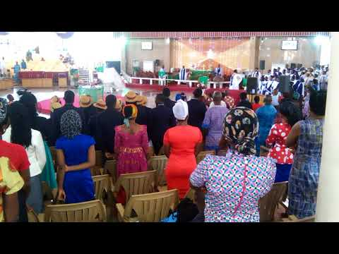 Cathedral Church of the Good Shepherd, Enugu 2017 Music Festival singing Halleluyah Chorus