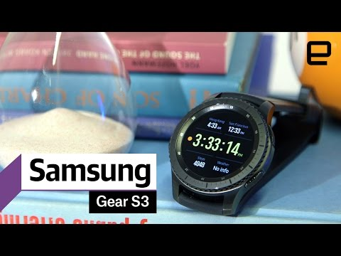 Samsung Gear S3 Frontier: Review
