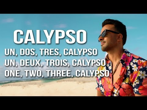 Download Luis Fonsi - Calypso (Letra/Lyrics) ft. Stefflon Don Mp4 HD Video and MP3