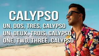 Luis Fonsi   Calypso (LetraLyrics) Ft. Stefflon Don