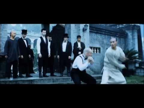 THE MASTER Official Trailer (2015) - Shi Hongbo, Mai Jintong