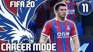 CHAMPIONS LEAGUE COMES TO SELHURST! | FIFA 20 Crystal Palace Career Mode | Episode 11