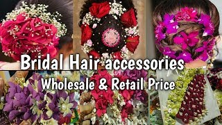 Hair Accessories For Bridal And Simple At Retail And Wholesale Price Online|