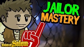 JAILOR MASTERY | Town Of Salem Coven Ranked Practice