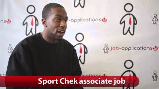 Sport Chek Associate Job