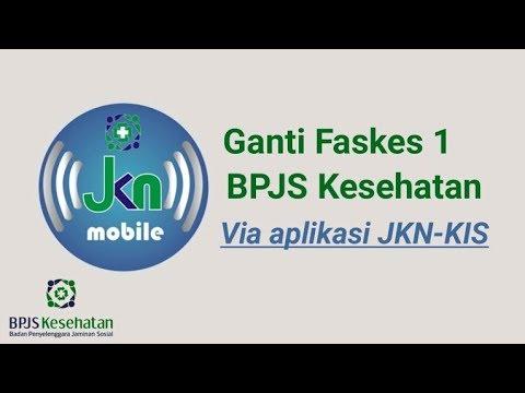 Cara Ganti Faskes SeKeluarga (peserta dan Anggota) BPJS Kesehatan dengan cepat Terbaru