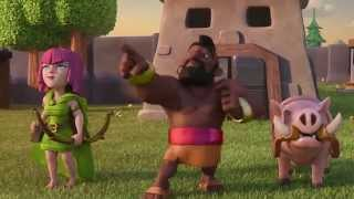 Clash of Clans Balloon Parade Official TV Commercial