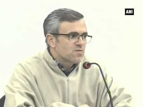 Packages won't solve Kashmir's issues: Omar Abdullah