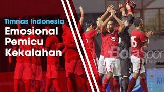 Beto Sayangkan Sikap Emosional Pemain Indonesia saat Hadapi Singapura