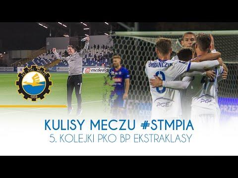 WIDEO: PGE FKS Stal Mielec - Piast Gliwice 3-2 [KULISY]