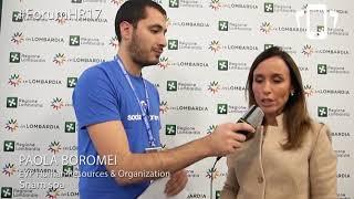 Youtube: Forum Risorse Umane 2017 - Intervista