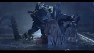 Aliens 1986 : Bill Paxton / Al Mathews ~ Apone on gun safety - Jeanette Goldstein