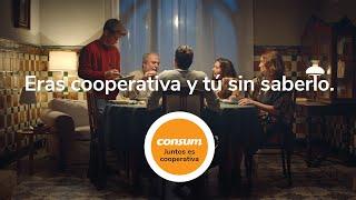 Supermercados Consum Juntos es Cooperativa 👍 - Consum anuncio