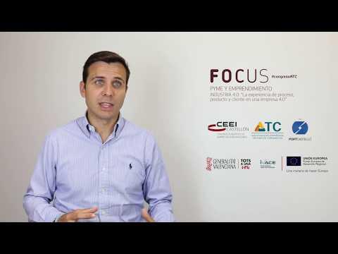 Focus Pyme Industria 4.0. Entrevista a Entrevista a Víctor Rodríguez. Pinchaaquí.es[;;;][;;;]