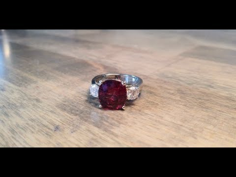 Garnet Ring Redesign