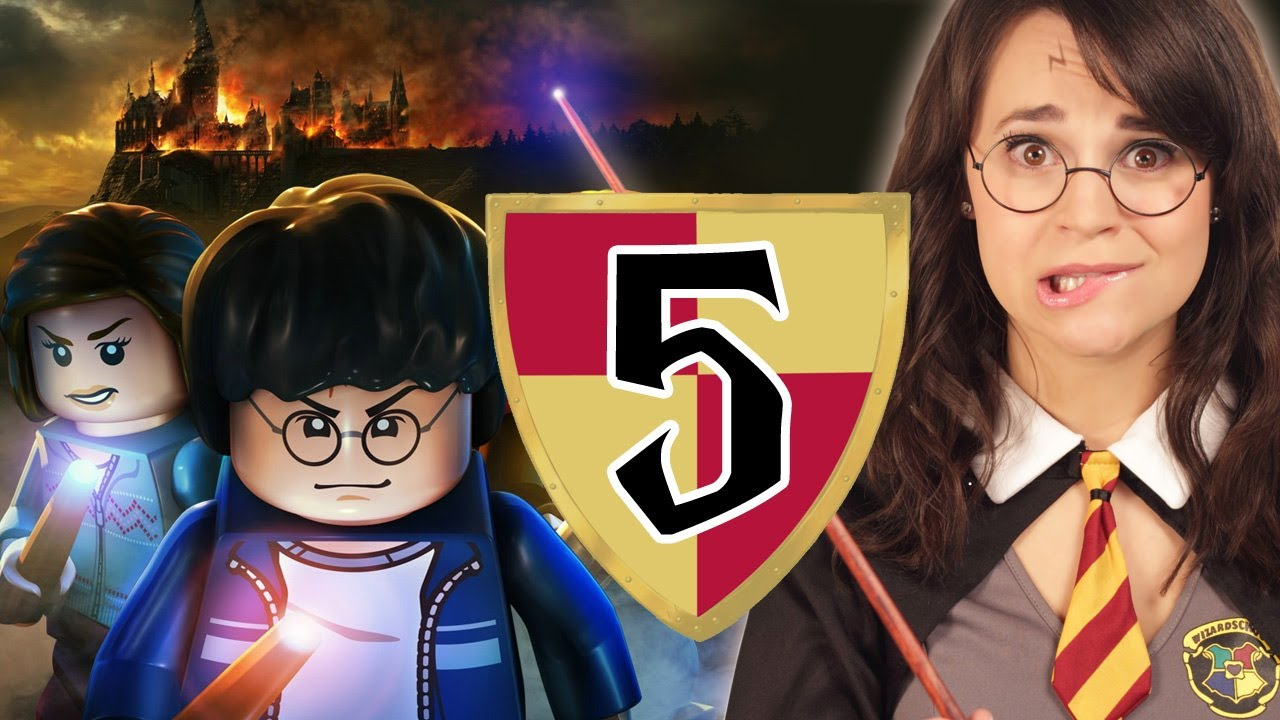 Lets Play Lego Harry Potter Years 5-7 - Part 5 thumbnail