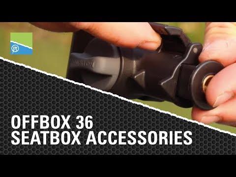 Preston OffBox 36 Mega Brolly Arms