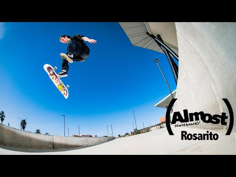 "Image for video Almost Skateboard's ""Rosarito"" Video"