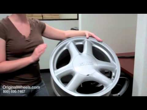 Acadia Rims & Acadia Wheels - Video of GMC Factory, Original, OEM, stock new & used rim Shop