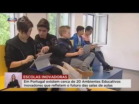 Escola Básica de Freixo – Escola inovadora
