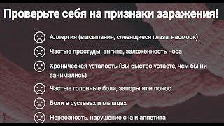 8 ПРИЧИН ДЛЯ БЕСПОКОЙСТВА (ПАРАЗИТЫ)19.09.2018