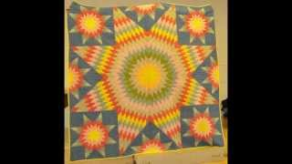 S&B Quilters Guild - Sandra Starleys Antique Quilt Trunk Show