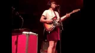 Bat For Lashes - Marilyn (Live), WXPN Free at Noon, Philadelphia, PA