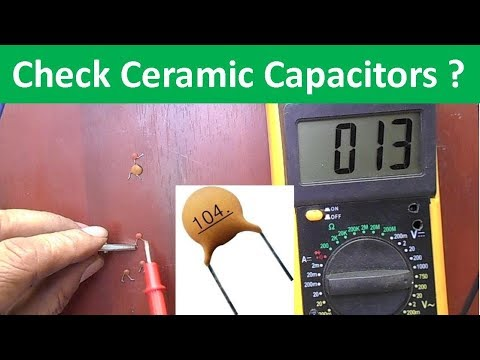 How To Test Small Value Ceramic Capacitors Mp3
