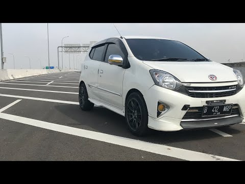 REVIEW TOYOTA AGYA 1.0 TRD S 2015