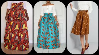 Modern Foreign Countries Half And Full Skirts With Their Classic Designs And Graceful Work