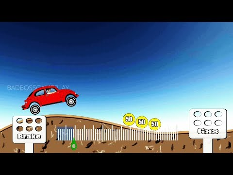 Car Mountain Hill Driver - Climb Racing Game | Android Gameplay