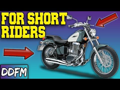 5 Best Beginner Cruiser Motorcycles for Short Riders!