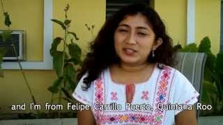 Testimonials: Voices of Youth Leadership: Nicte Berlin – 2007 – Mexico