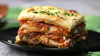 How To Make A Classic Lasagna • Tasty