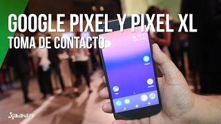 Así son los nuevos Pixel y Pixel XL de Google