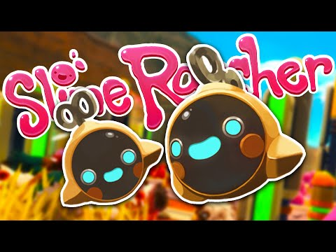 FULLY AUTOMATED DRONE BASE | Slime Rancher #25