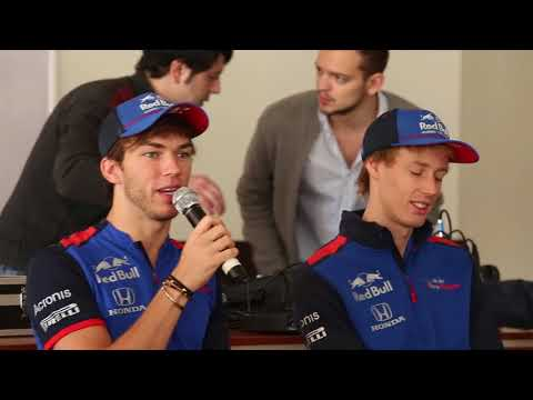 Pierre and Brendon go Back to School in Baku