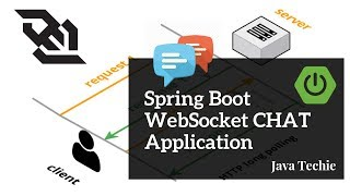 Spring Boot Websocket Chat Application Example    Java Techie