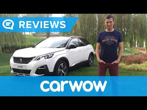 Peugeot 3008 2017 SUV Review
