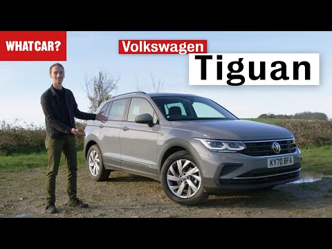 New Volkswagen Tiguan SUV review – better than ever? | What Car?