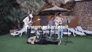 Musik-Video-Miniaturansicht zu Nur wegen dir Songtext von AnnenMayKantereit