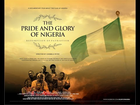 The Pride and Glory of Nigeria -  Conflicts, Corruption and Resolution.