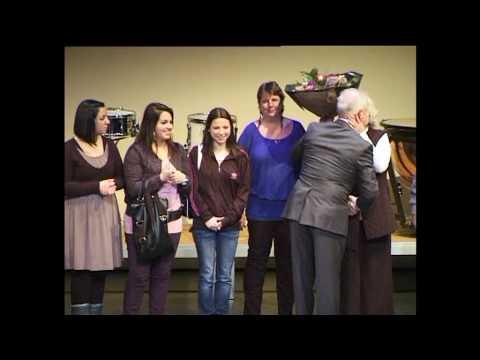 Uitreiking Cultuurprijs 2009 van de gemeente Cuijk