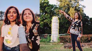Mumbai's Hidden Gem | Garden On A Hill In South Bombay 🏞️ // #MagaliVlogmas Day 18