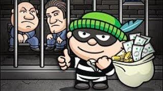 Bob the Robber ALL LEVELS Walkthrough - HD