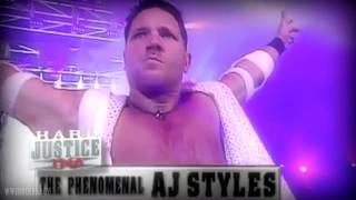The Evolution of AJ Styles (2000-2017)
