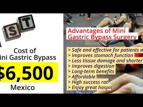 Best Mini Gastric Bypass Surgery in Piedras Negras, Mexico